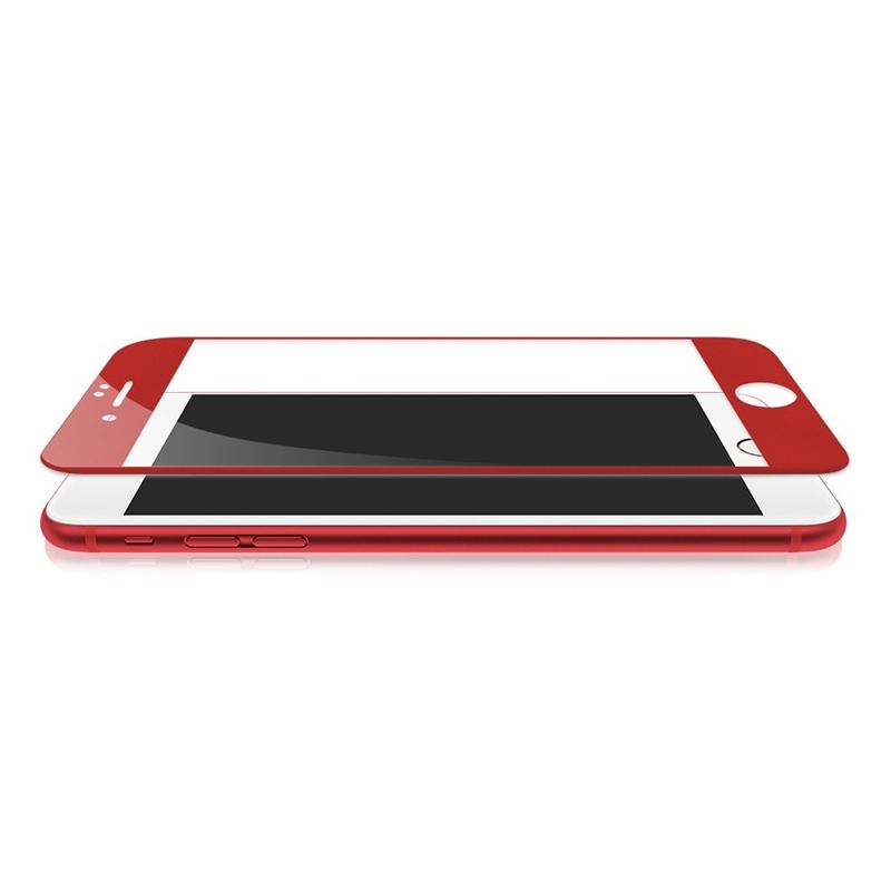 Cường lực JCPAL iPhone 7 (Full màn hình) RED hình 1
