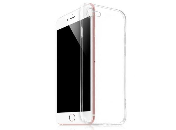 Ốp lưng Hoco TPU iPhone 7 (trong suốt) hình 0