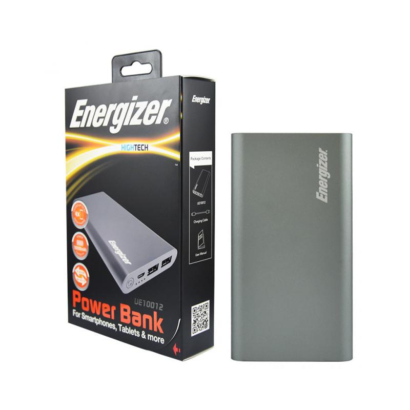 Pin dự phòng Energizer UE10012GY 10000mAh hình 4