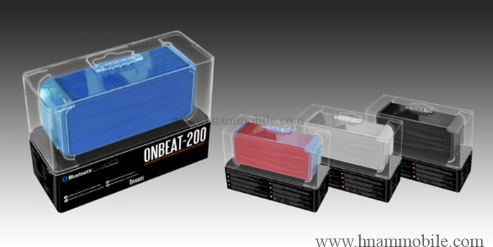 Loa Bluetooth Divoom Onbeat-200 (Có micro) hình 4