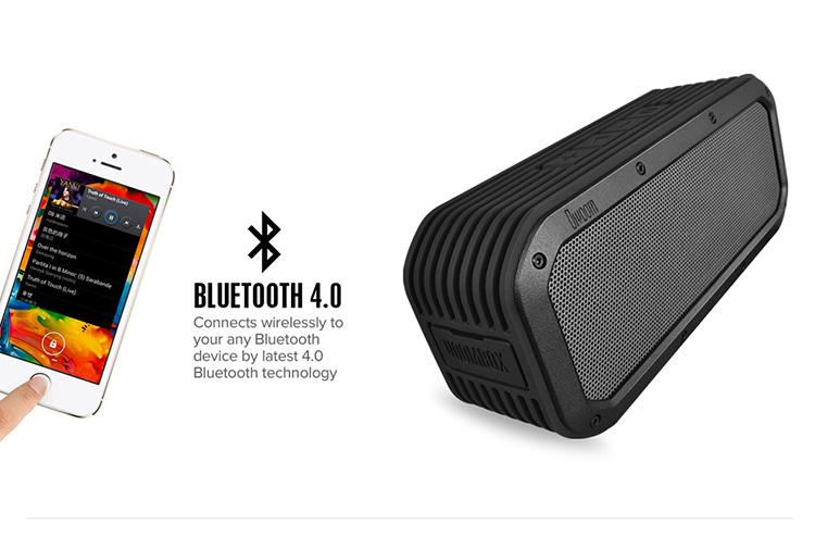 Loa Bluetooth Divoom Voombox Outdoor hình 2