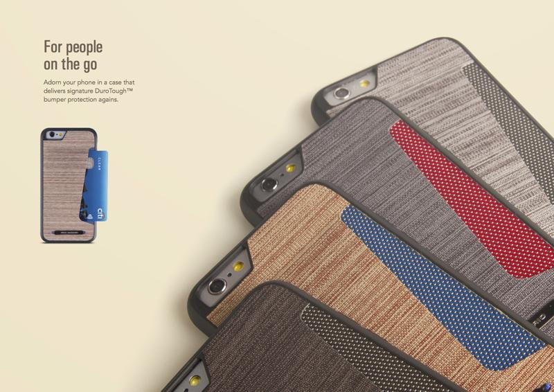 Ốp lưng Viva Atleta Card iPhone 7 hình 3