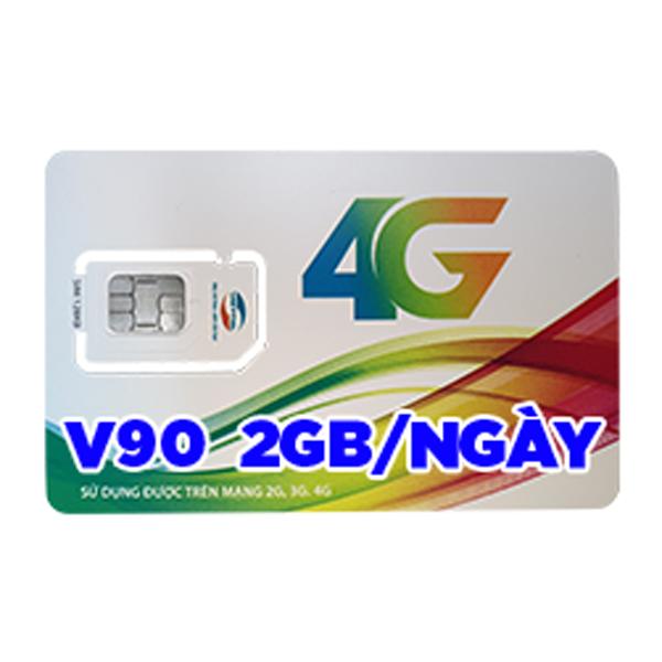 VIETTEL V90 2GB/ NGÀY hình 0