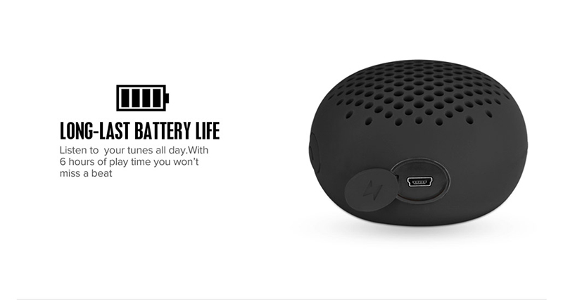 Loa Bluetooth Divoom Bluetune Bean hình 5