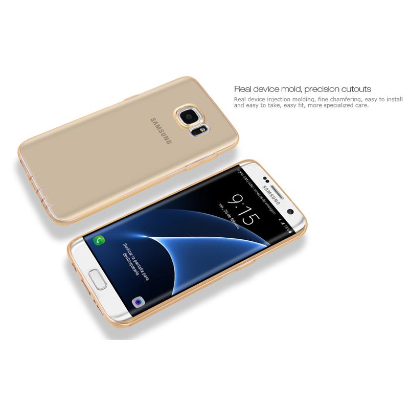 Ốp lưng Nillkin Samsung S7 Edge TPU (trong suốt) hình 2