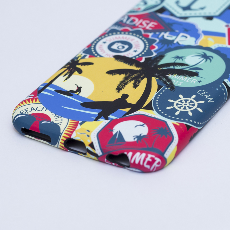 Ốp lưng Umku Super Sea iPhone 7 hình 1