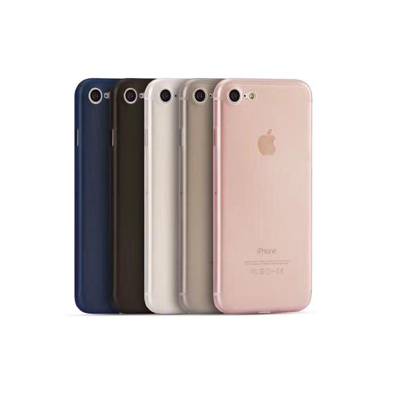 Ốp lưng Vu TPU Frosting iPhone 7 hình 0