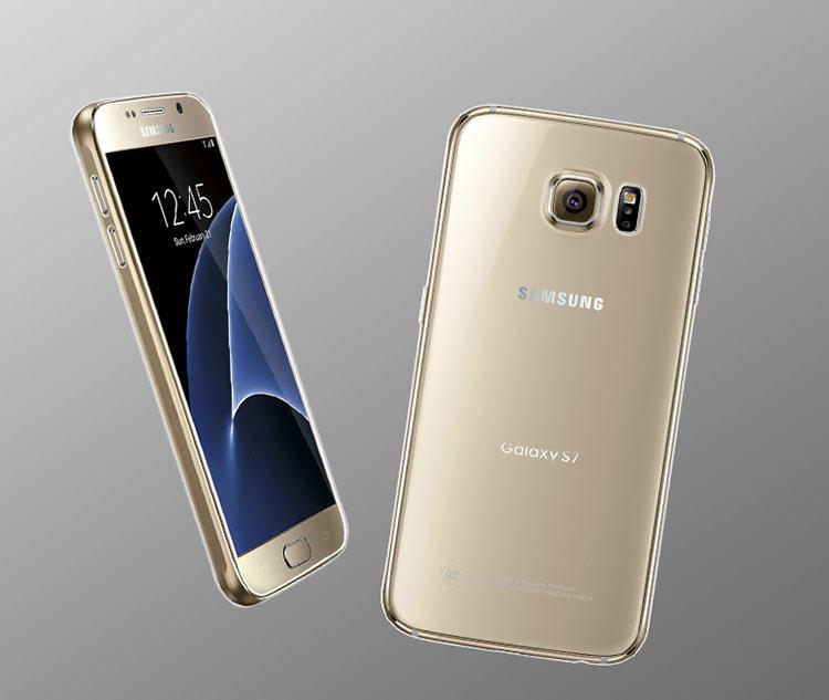 Ốp lưng Hoco TPU Galaxy S7 hình 4