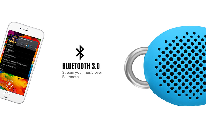 Loa Bluetooth Divoom Bluetune Bean hình 1