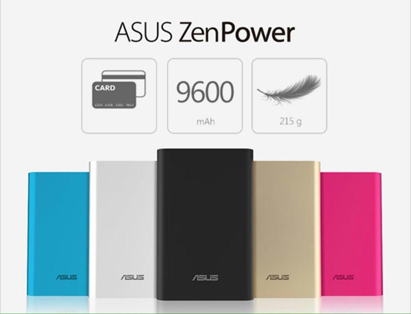 Pin dự phòng Asus ZenPower 9600mAh hình 3
