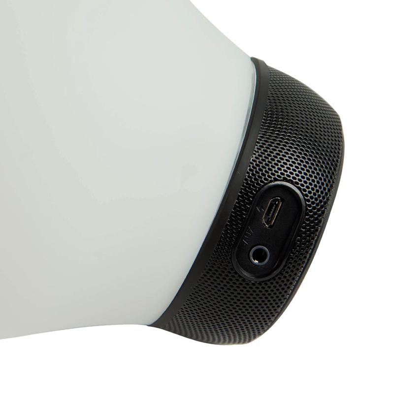 Loa Bluetooth Divoom AuraBulb (led light) hình 5