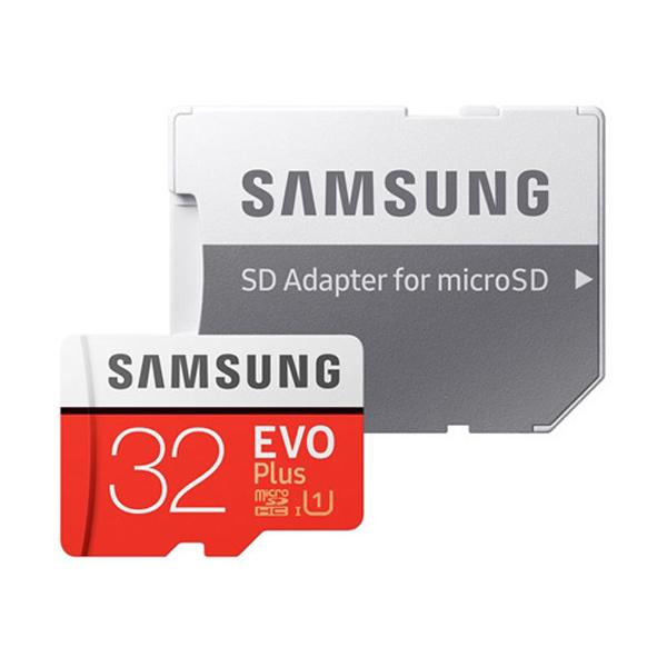 Thẻ nhớ Samsung MicroSDHC 32GB Evo Plus-FHD hình 1