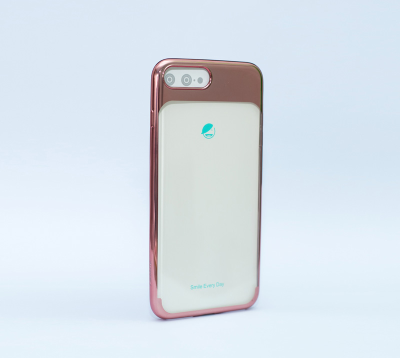 Ốp lưng iSmile TPU Mirror iPhone 7 hình 2
