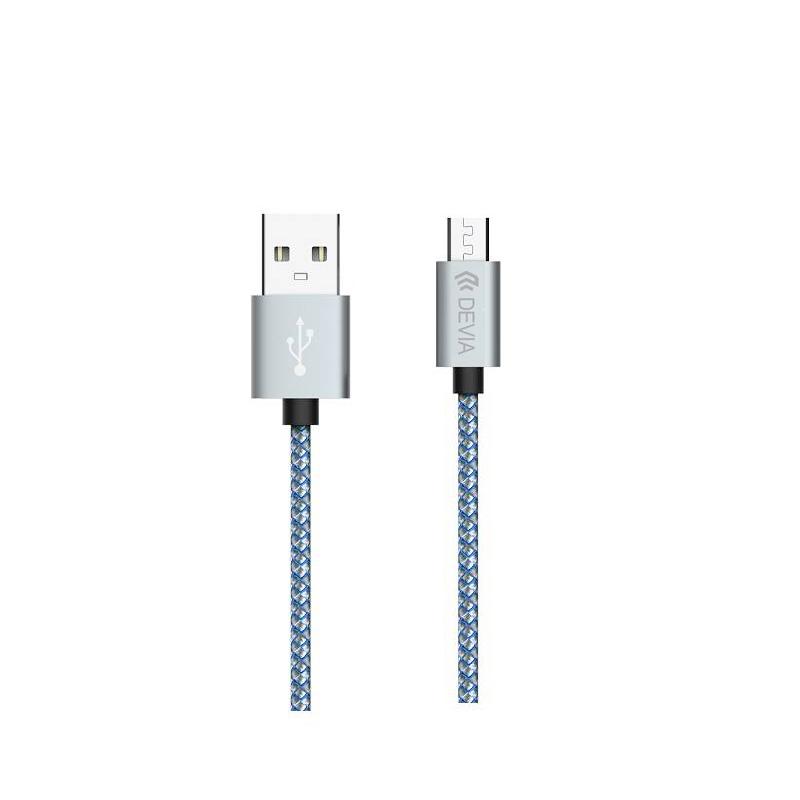 Cáp Devia Micro USB Bear (1m) hình 0