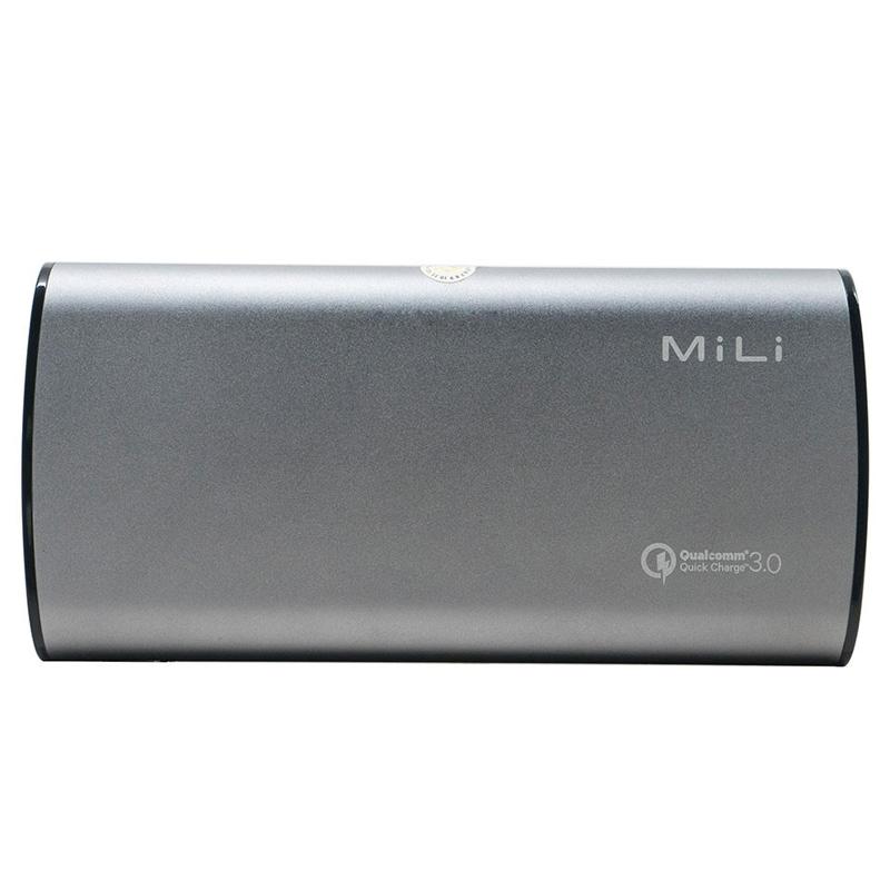 Pin dự phòng MiLi Power Miracle V 20000mAh (HB-Q20) hình 1