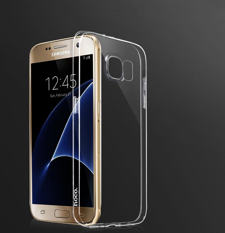 Ốp lưng Hoco TPU Galaxy S7 hình 2