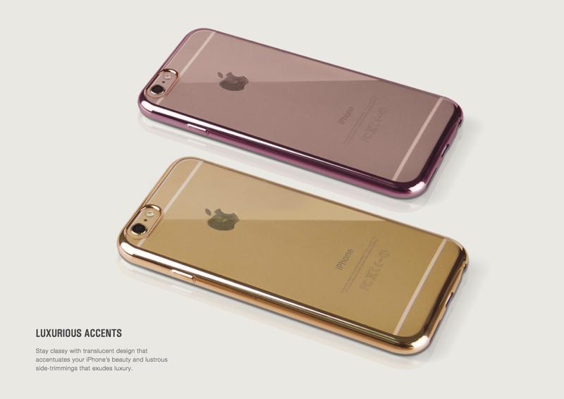 Ốp lưng Viva Metalico Flex iPhone 7 hình 1