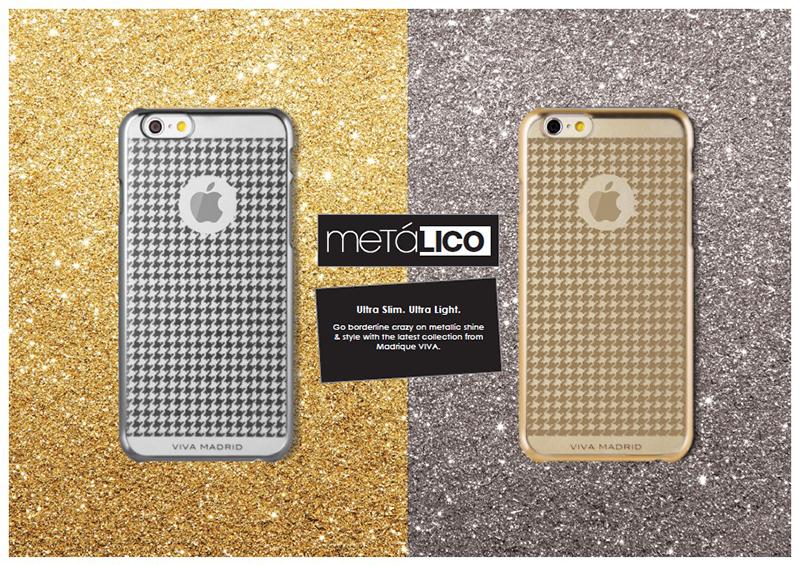 Ốp lưng Viva Metalico iPhone 6 hình 6