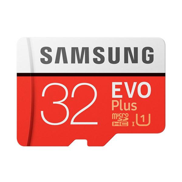 Thẻ nhớ Samsung MicroSDHC 32GB Evo Plus-FHD hình 0