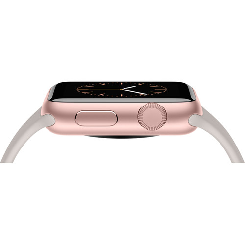 Apple Watch Sport with Stone Sport Band (42mm) Rose Gold MLC62 hình 5