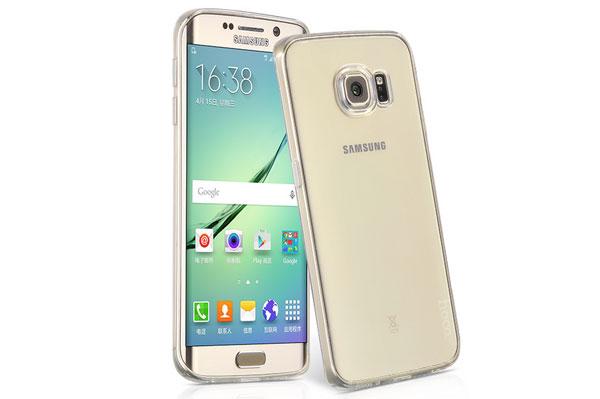 Ốp lưng Hoco TPU Galaxy S6 Edge Plus (trong suốt) hình 0