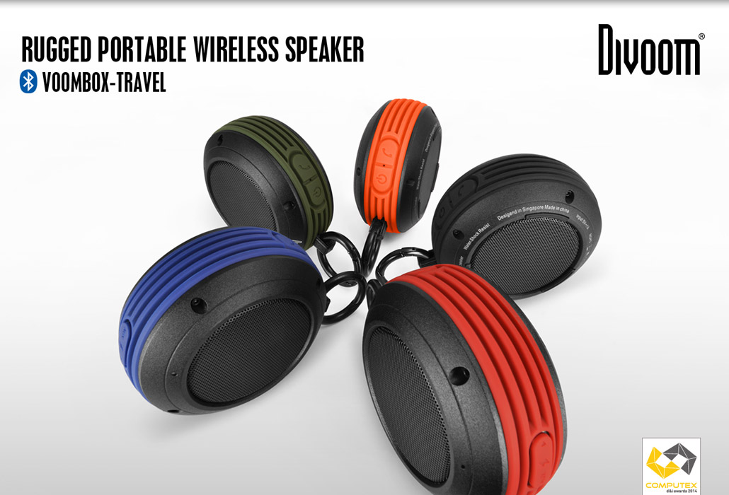 Loa Bluetooth Divoom Voombox Travel hình 6
