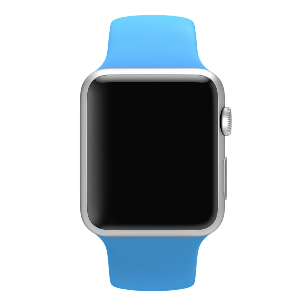 Apple Watch Sport With Blue Sport Band (42mm) MLC52 hình 1