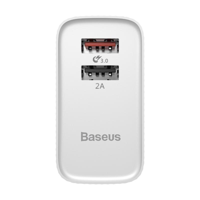 sạc Baseus 2 USB Transun Dual-U (2.4A)