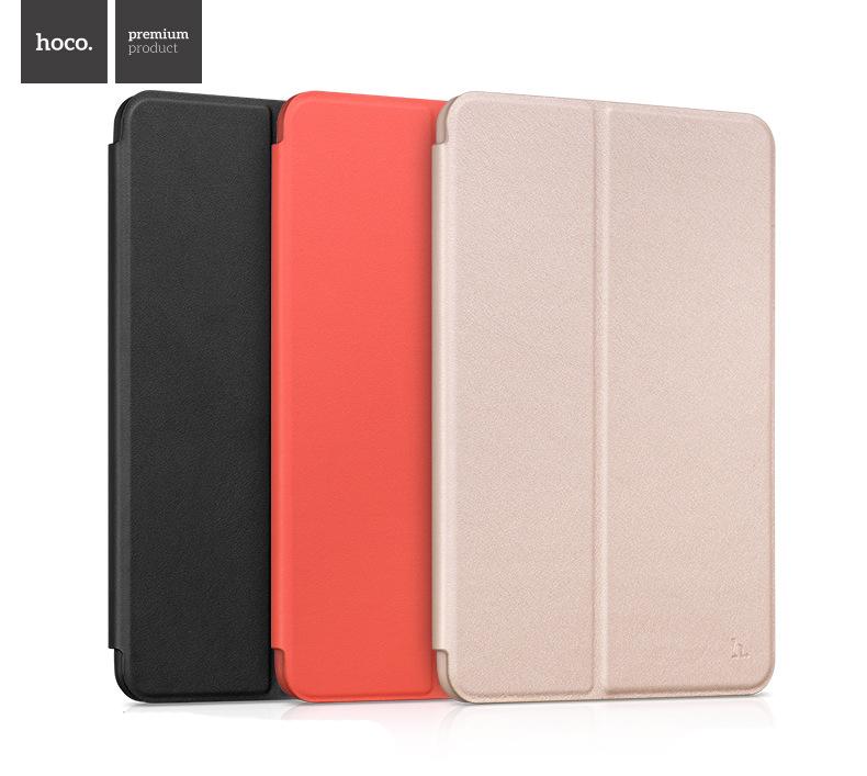 Bao da Hoco Nappa iPad mini 4 hình 0