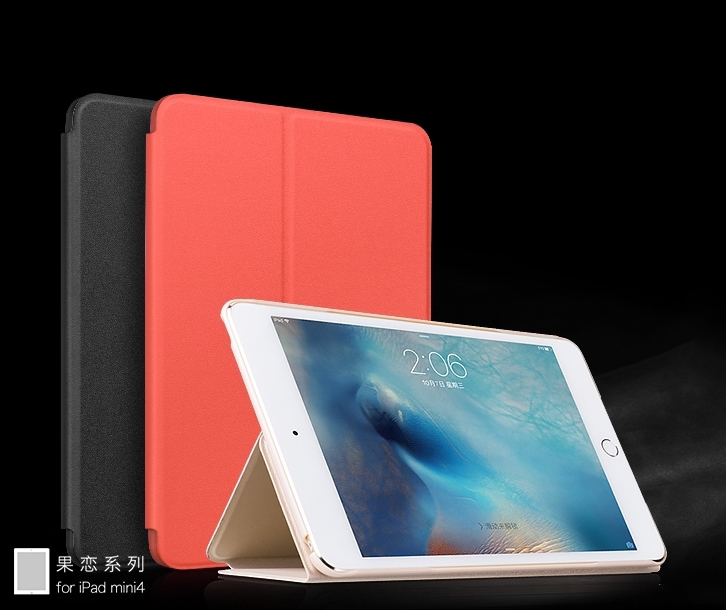 Bao da Hoco Nappa iPad mini 4 hình 6