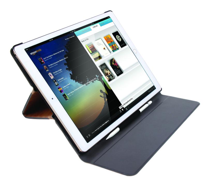 Bao da Uniq Transforma Heritage iPad Pro hình 3