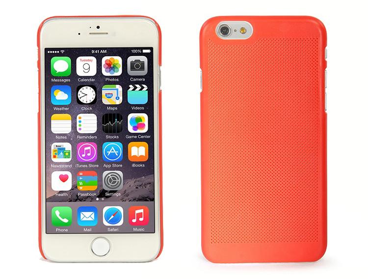Ốp lưng Tucano Tela iPhone 6 hình 1