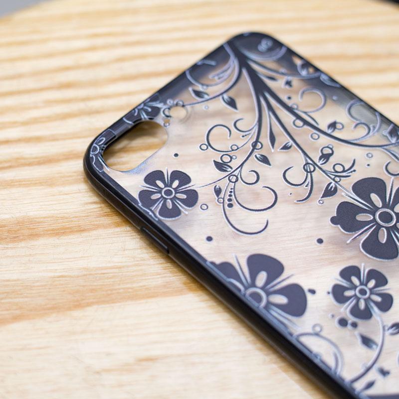 Ốp lưng Fashion Hoa Văn iPhone 7 Plus hình 1