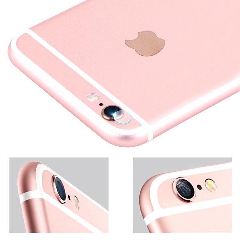 Kính cường lực chống trầy Camera sau iPhone 7 6H hình 1