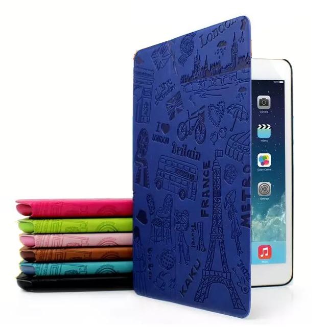 Bao da Kaku Paris Style iPad Pro 9.7 hình 0