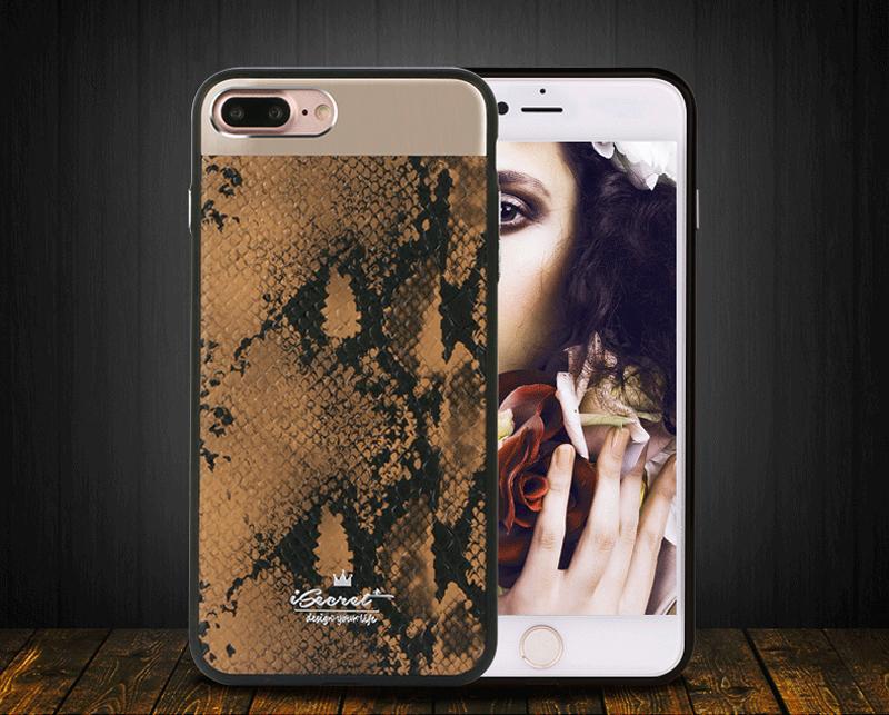 Ốp lưng iSecret Python Skin iPhone 7 Plus hình 3