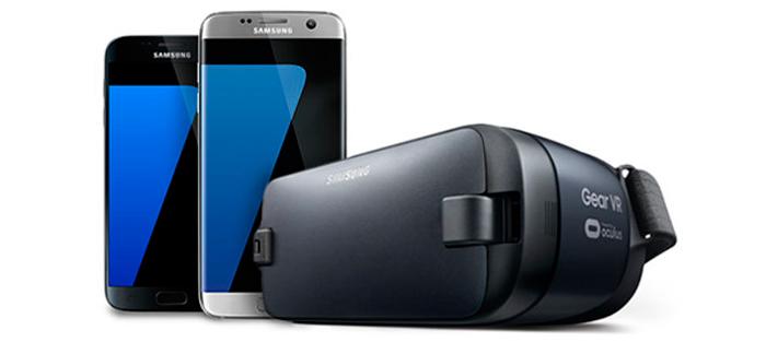 Kính thực tế ảo Samsung Gear VR R323 hình 8