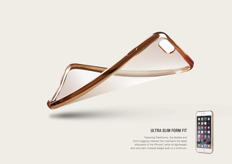 Ốp lưng Viva Metalico Flex iPhone 7 hình 2