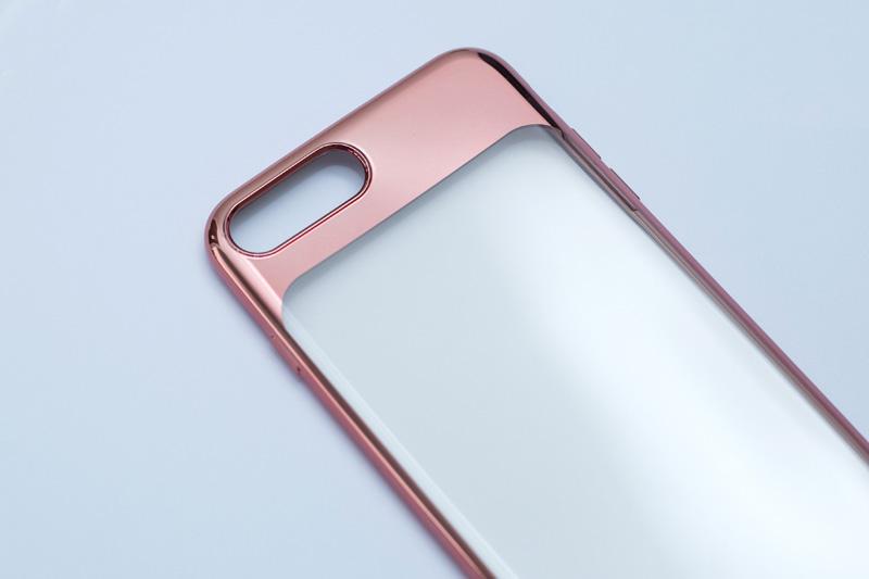 Ốp lưng iSmile TPU Mirror iPhone 7 hình 1