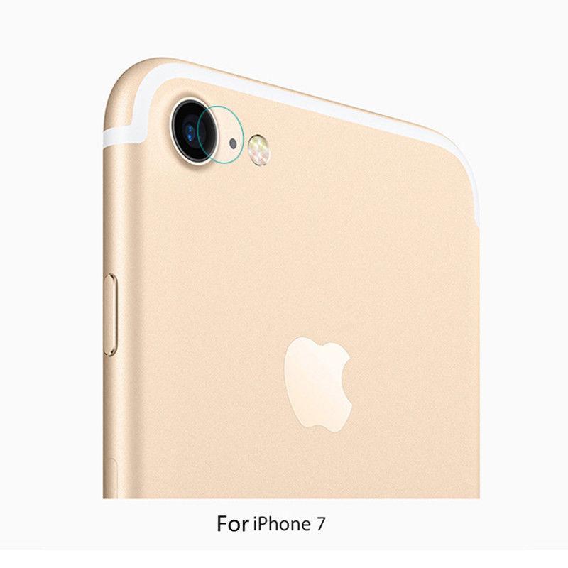 Kính cường lực chống trầy Camera sau iPhone 7 6H hình 0