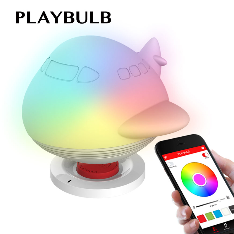 Loa đèn Mipow Playbulb Zoocoro Bunny hình 2