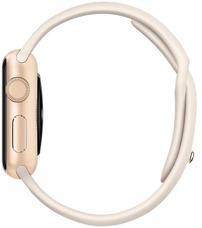 Apple Watch Sport with Lavender Sport Band (38mm) MLCJ2 hình 2