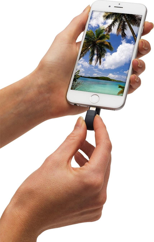 Bộ nhớ ngoài USB OTG Sandisk 3.0 iXpand 16GB hình 3