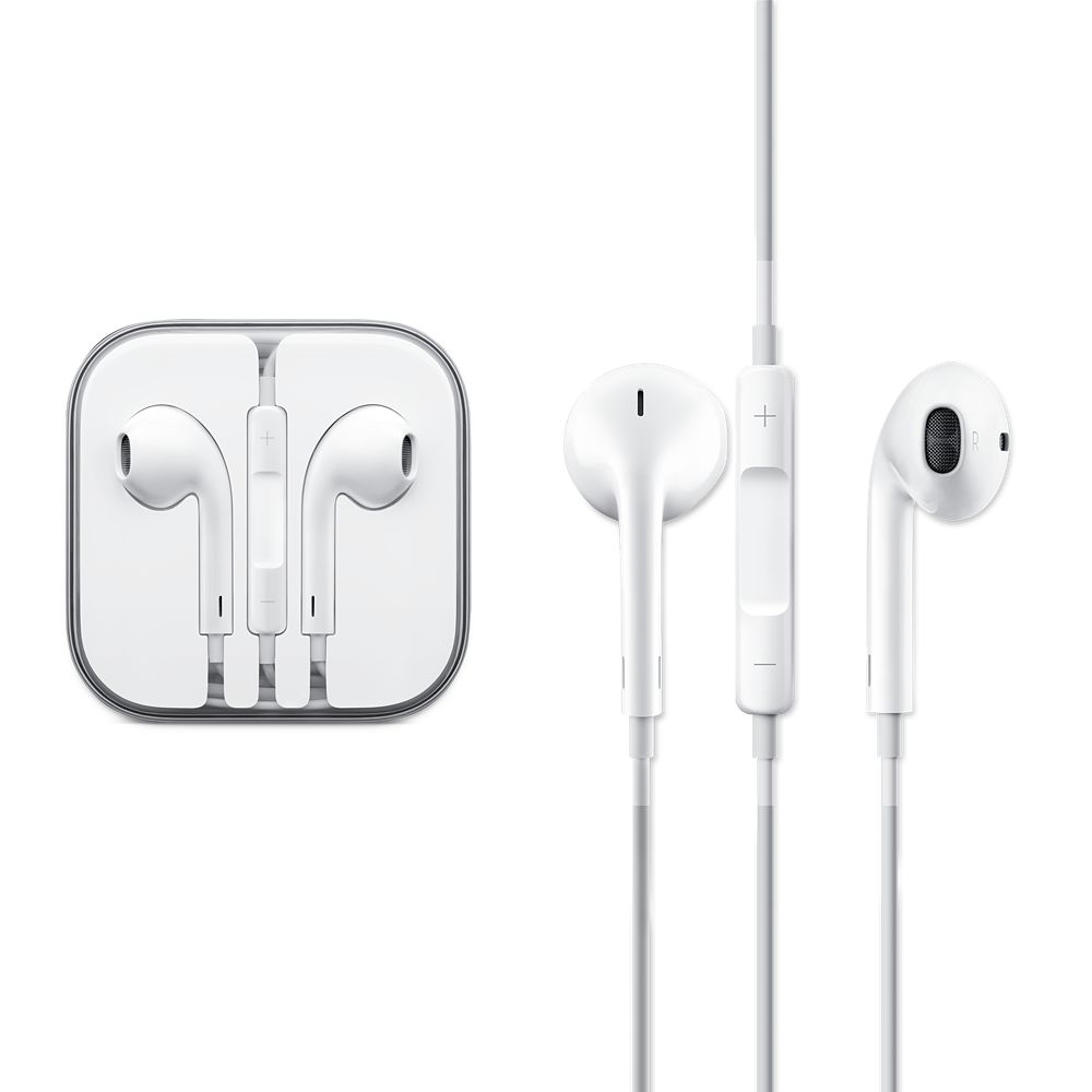 Apple EarPods with Remote and Mic hình 0