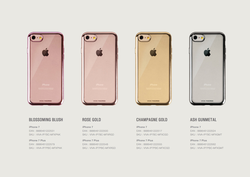 Ốp lưng Viva Metalico Flex iPhone 7 hình 4