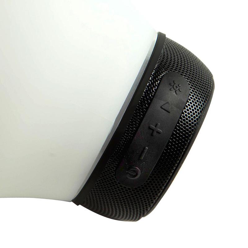 Loa Bluetooth Divoom AuraBulb (led light) hình 4