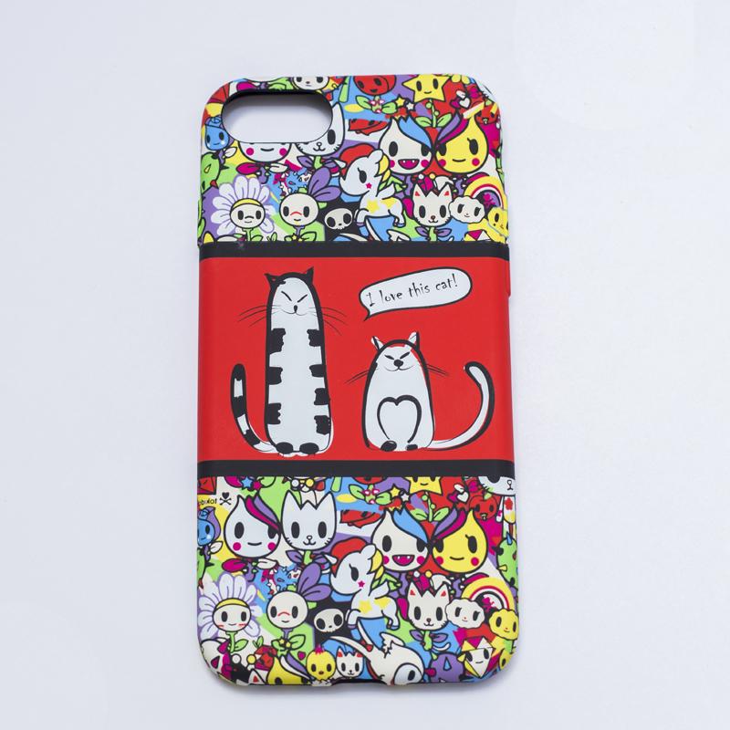 Ốp lưng Umku Super Cat iPhone 7 Plus hình 1