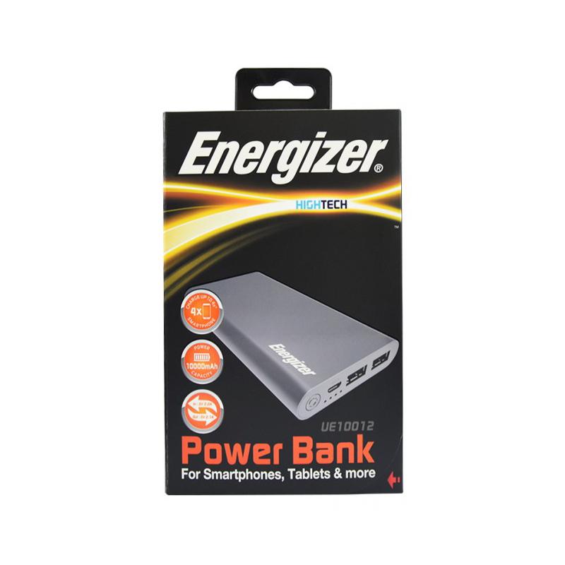Pin dự phòng Energizer UE10012GY 10000mAh hình 3