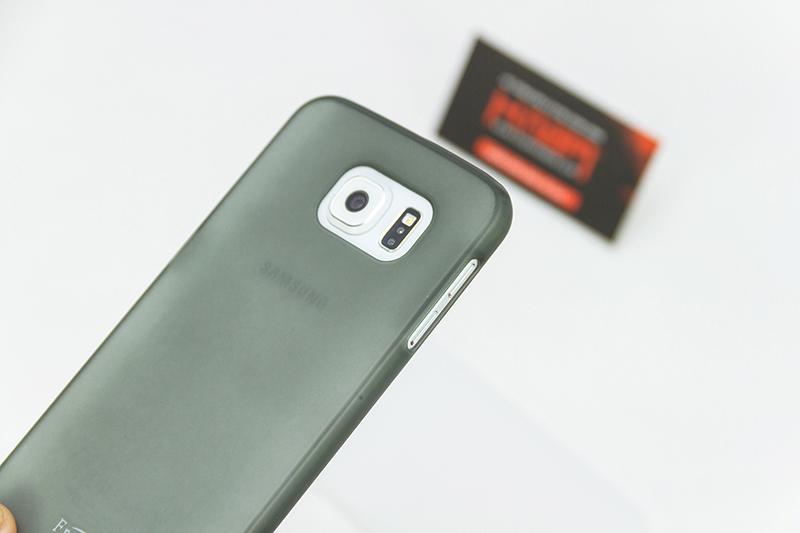 Ốp lưng Freeson Ultra Thin Galaxy S6 hình 1