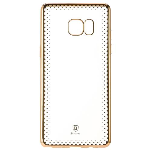 Nắp sau Baseus Shinning Samsung Note FE hình 0